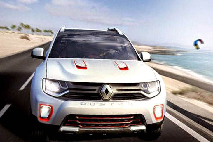 2019 Renault Duster New Model Mexico Modelo