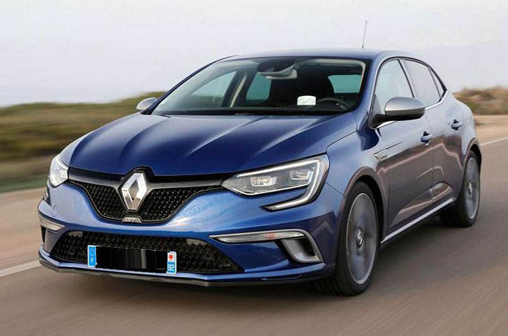 2019 Renault Megane Rs Pret Performance Parts