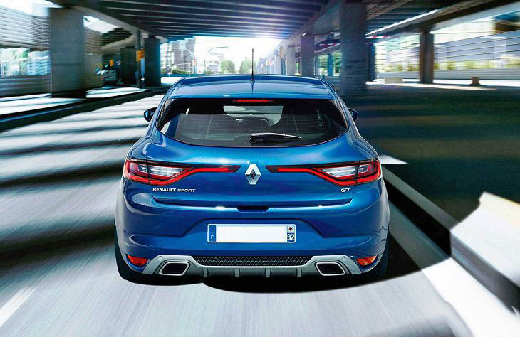 2019 Renault Megane Rs Review Precio Tuning