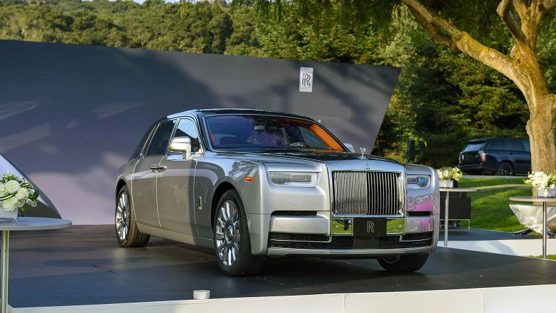 2019 Rolls Royce Ghost Used For Sale Series 2 Phantom