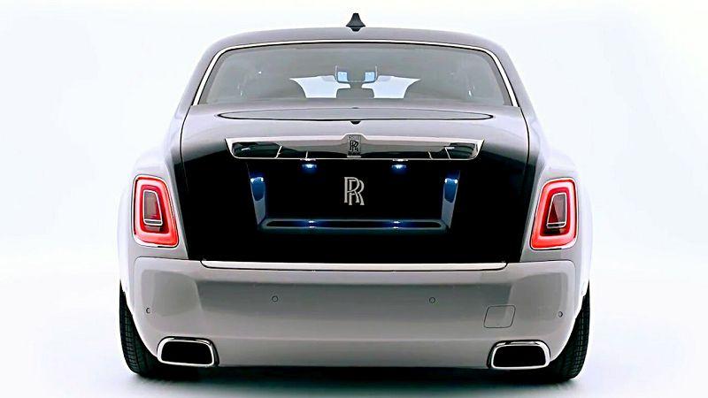 2019 Rolls Royce Phantom Engine Extended Wheelbase Ewb