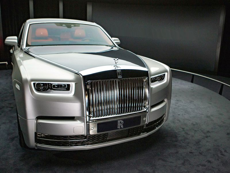 2019 Rolls Royce Phantom Serenity Used Ghost