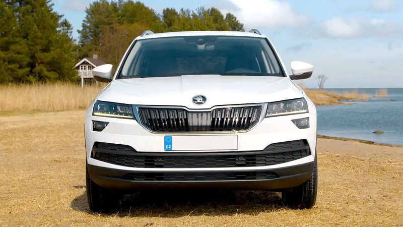 2019 Skoda Karoq Preis Technical Specifications Uk