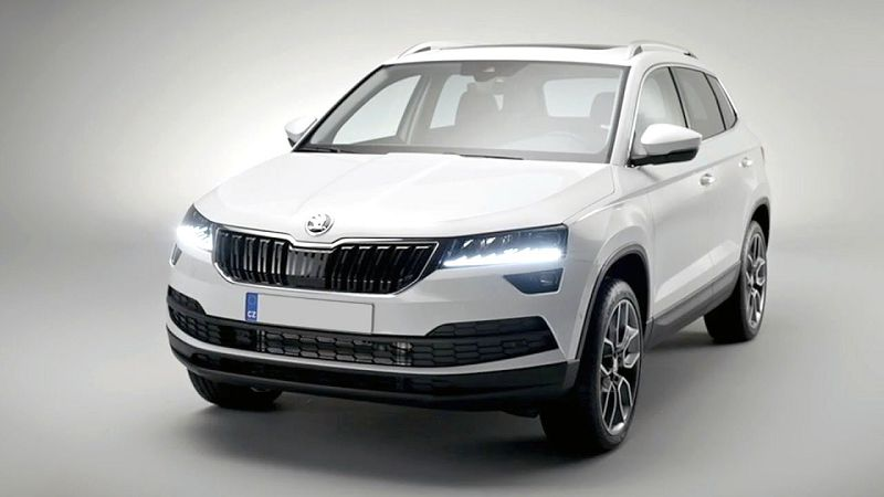 2019 skoda karoq rozmery rs release date. Black Bedroom Furniture Sets. Home Design Ideas