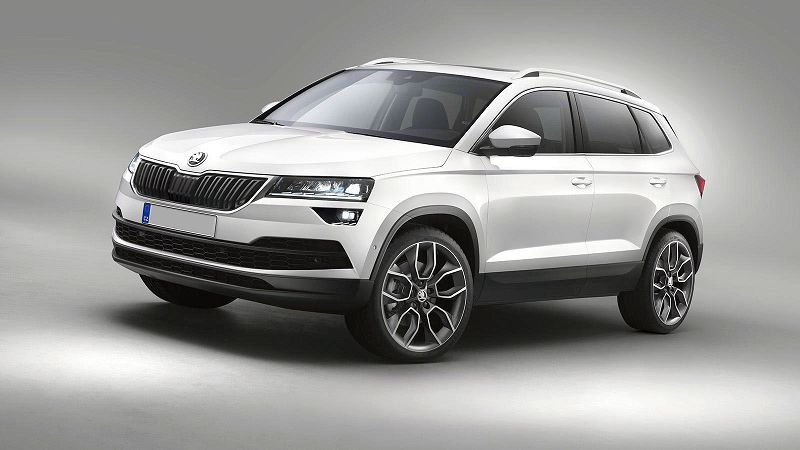 2019 skoda karoq youtube wheelbase weight. Black Bedroom Furniture Sets. Home Design Ideas