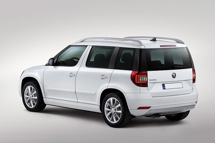 2019 Skoda Yeti Mpg Figures Manual New Model