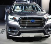 2019 Subaru Ascent Motor Lease Update