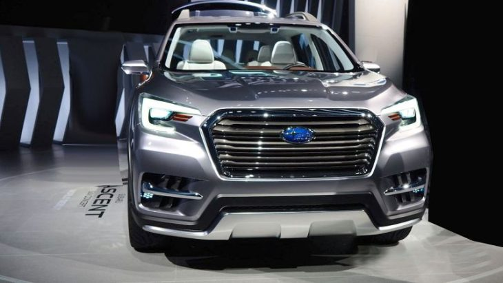 2019 Subaru Ascent Motor Lease Update