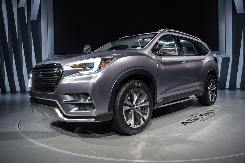 2019 Subaru Ascent News Mastercard Manual Transmission