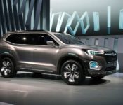 2019 Subaru Ascent Release Date Price Mpg