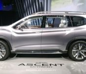 2019 Subaru Ascent Review Reward Card Price Canada