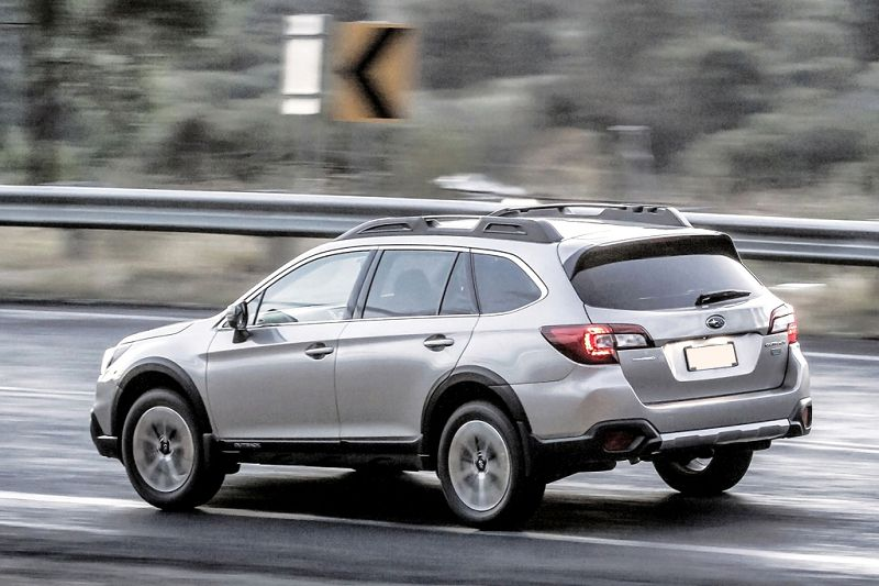2019 Subaru Outback Models Manual Transmission Manual