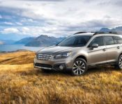 2019 Subaru Outback Towing Capacity Touring Configurations