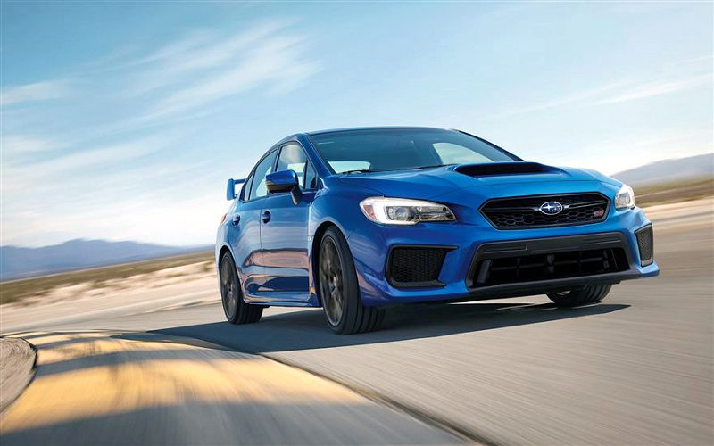2019 Subaru Wrx Mpg Limited Price Tire Size