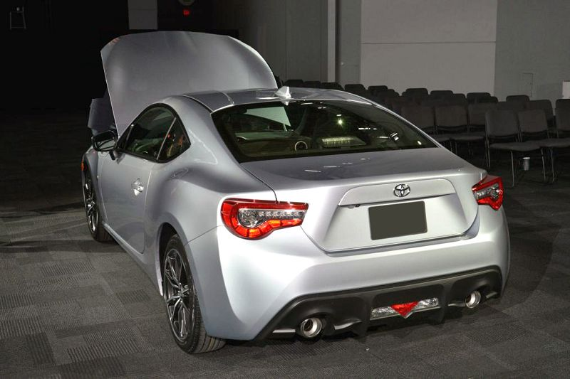 2019 Toyota 86 Forum Exhaust Engine