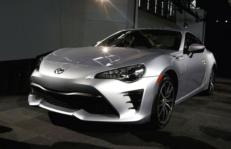 2019 Toyota 86 Horsepower Wide Body Kit Frs