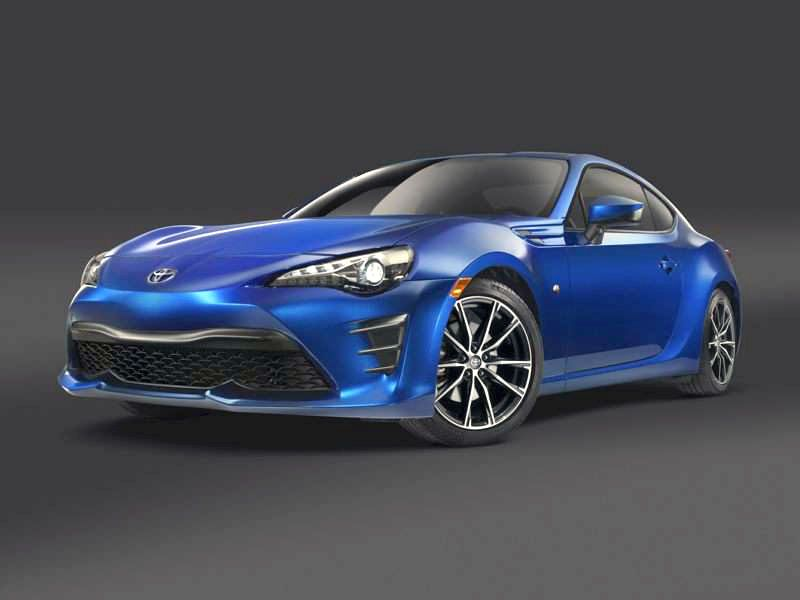 2019 Toyota 86 Old New Red Special Edition