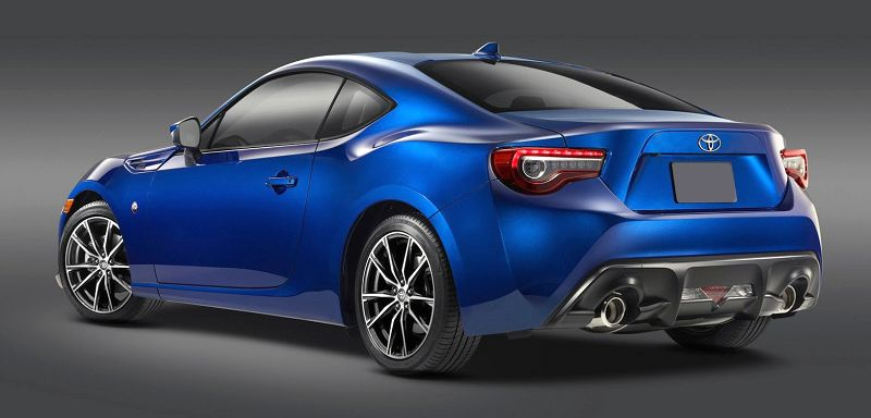 2019 Toyota 86 Vs Frs Initial D Weight