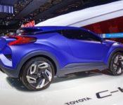 2019 Toyota Chr Hybrid Cena Deals Engine