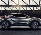 2019 Toyota Chr Hybrid Test Drive Used Uk