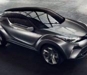 2019 Toyota Chr Canada Commercial Colors