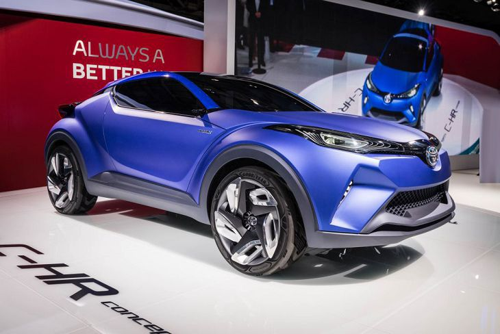 2019 Toyota Chr Length Lease Mpg