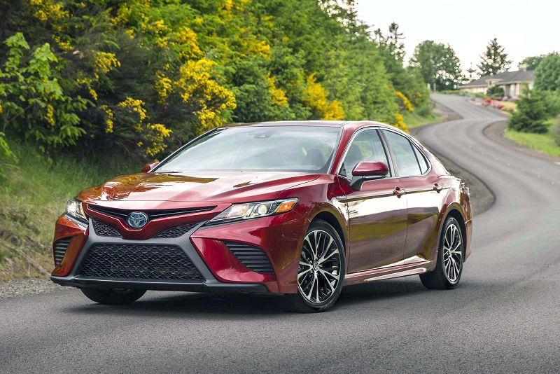 2019 Toyota Camry Xse Red Interior Redline Specs