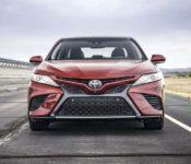 2019 Toyota Camry Xse Youtube Hybrid Blue