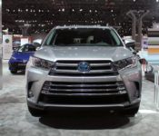 2019 Toyota Highlander Colors Changes Release Date
