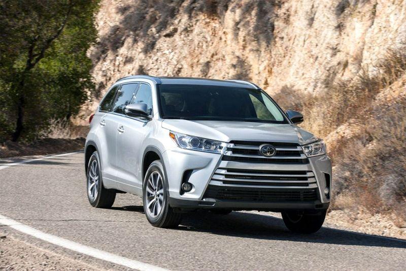 2019 Toyota Highlander Price Pictures Platinum