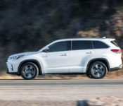 2019 Toyota Highlander Rumors Redesign Length