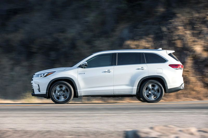 2019 Toyota Highlander Rumors Redesign Length Spirotours Com