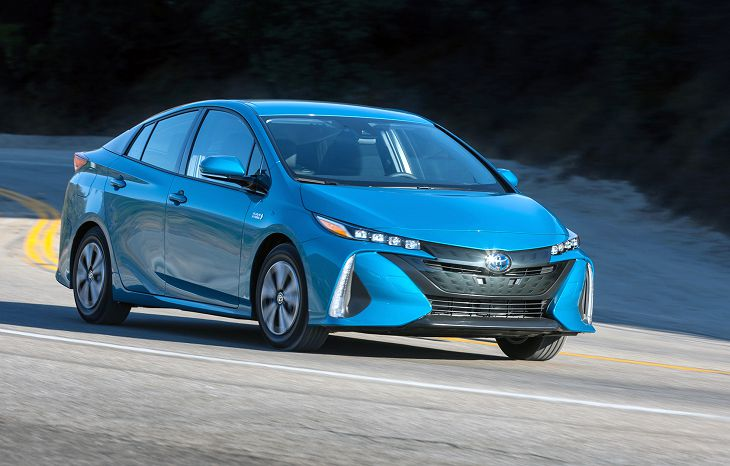 2019 Toyota Prius Hybrid Giveaway Eco Models