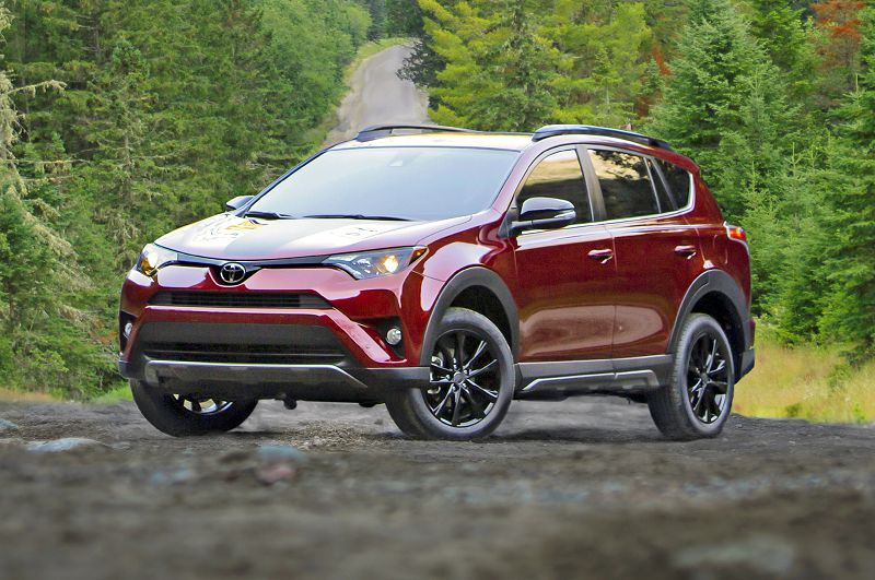 2019 Toyota Rav4 Colors Changes Canada