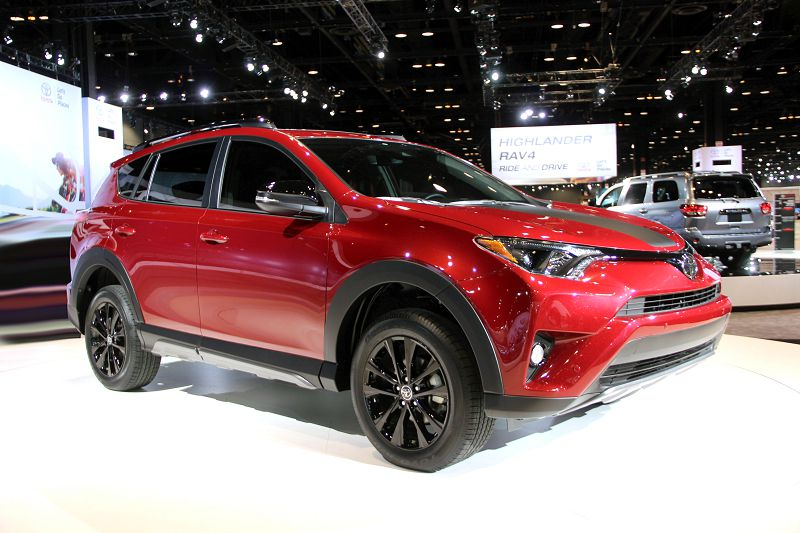 2019 Toyota Rav4 Pictures Pickup Review