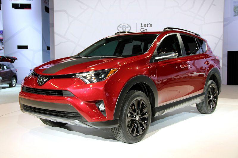 2019 Toyota Rav4 Se Specs Sport