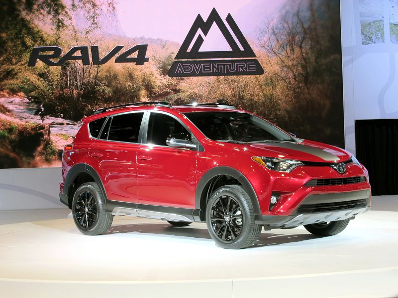 2019 Toyota Rav4 Dimensions Exterior Colors Engine Pictures