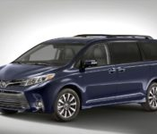 2019 Toyota Sienna Vs Honda Odyssey Colors Release Date