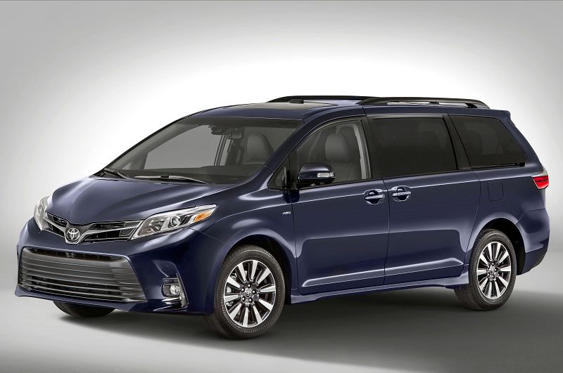 2019 toyota sienna vs honda odyssey colors release date. Black Bedroom Furniture Sets. Home Design Ideas