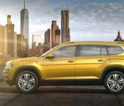 2019 Volkswagen Atlas Cargo Space Interior Pictures For Sale