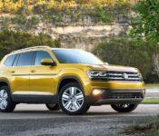 2019 Volkswagen Atlas Commercial Interior Mpg