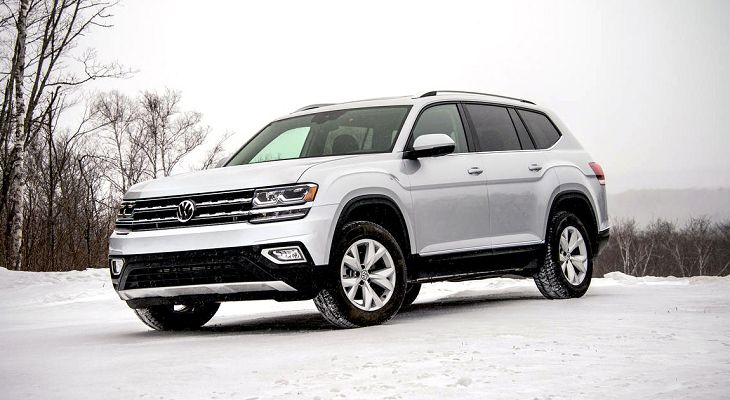 2019 volkswagen atlas used dimensions diesel. Black Bedroom Furniture Sets. Home Design Ideas
