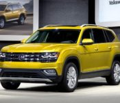 2019 Volkswagen Atlas Se Safety Rating Gas Mileage