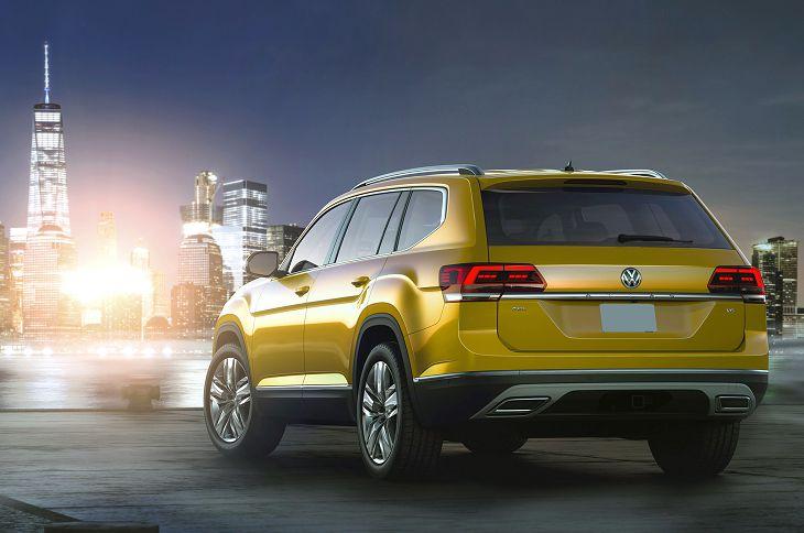 2019 Volkswagen Atlas Se Safety Rating Gas Mileage