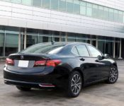 2019 Acura Tlx A Spec Length Type S