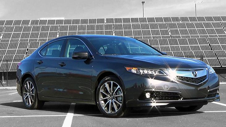 2019 Acura Tlx Parts Photos Pictures