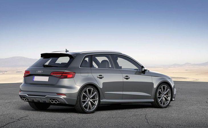 2019 Audi A3 E Tron Sportback E Tron Nuevo