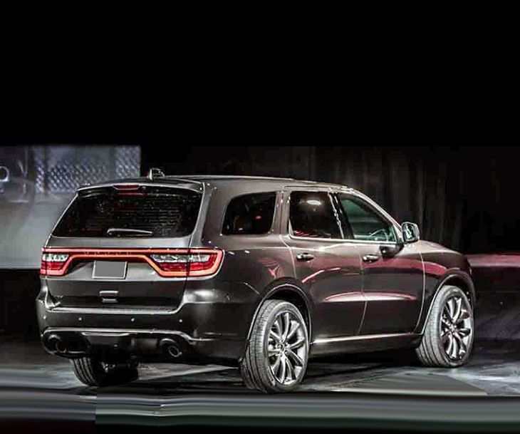 2020 dodge durango srt changes