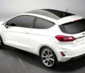 2019 Ford Fiesta Interior Hatchback Dimensions