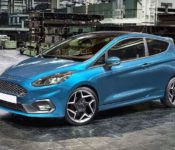 2019 Ford Fiesta Us Active Price